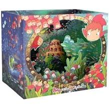 Studio Ghibli caracteres dimensional Tarjetas Diorama 4 tipos Limited Edition – Mi vecino Totoro, servicio
