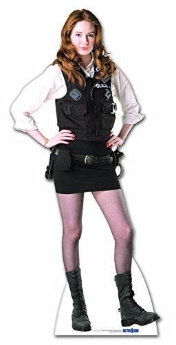 Star Cutouts Ltd Pappaufsteller Polizistin Amy ()