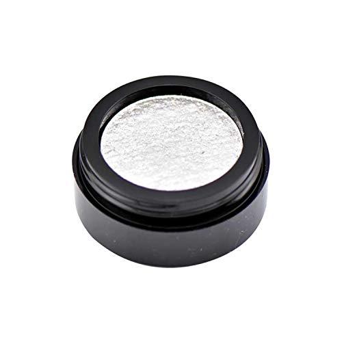 GlamGals Liquid Metal Eyeshadow,Silver,2g