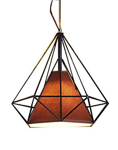 Beleuchtung Polygon Loft Art Deco Vintage Wire Anhänger Küche Kronleuchter -