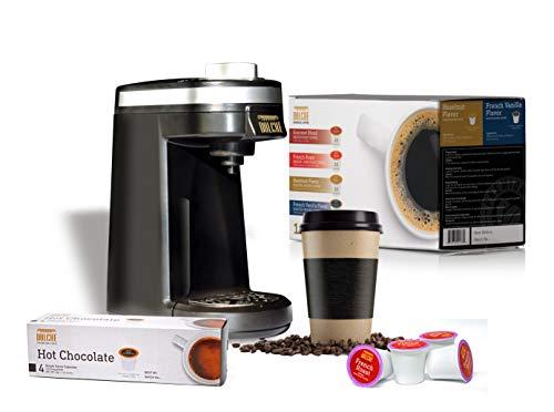 mit Keurig K-cup 2.0, Maschine und Kapseln (104 Einheiten). Angebot! ()