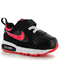 online store 380b0 2349f Nike Air Max Kids Trax Infant Girls Laufschuhe Lace Sneaker Sportschuhe