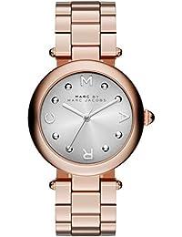 Marc Jacobs MJ3449 - Reloj con correa de metal, para mujer, color rosa