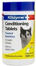 Kitzyme Cats Fellpflege-Tabletten