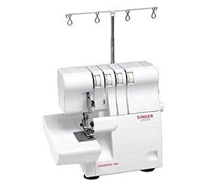 SINGER 14SH654 - Máquina de coser (Eléctrico, Color blanco) de SINGER