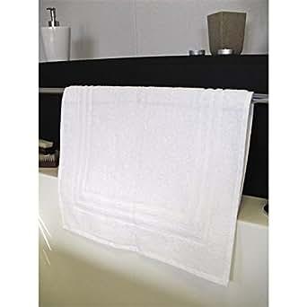 Ristorazione Apparecchio U950Tappetino da bagno in cotone (Confezione da 6)