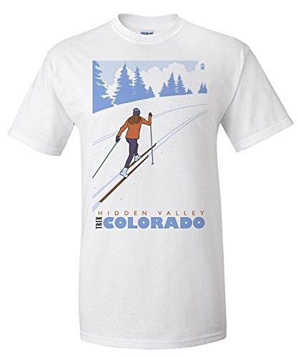 hidden-valley-colorado-cross-country-skier-premium-t-shirt