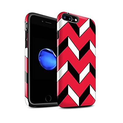 STUFF4 Phone Case/Cover/Skin / IP-3DTBG / Red Fashion Collection from Stuff4