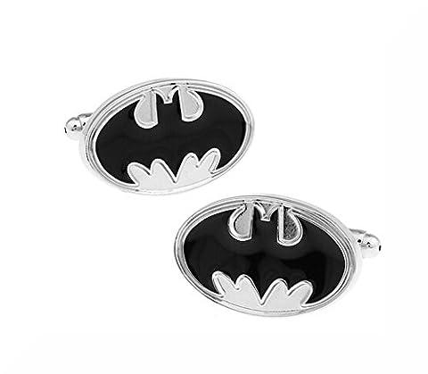 Super Hero Cufflinks (Batman