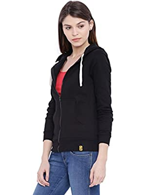 Campus Sutra Women's Cotton Jacket