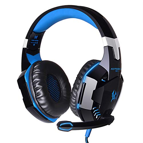 fghfhfgjdfj KOTION JEDES Stereo Gaming Headset für