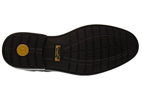 ENVAL SOFT scarpe uomo stringate 88830/00 NERO Nero