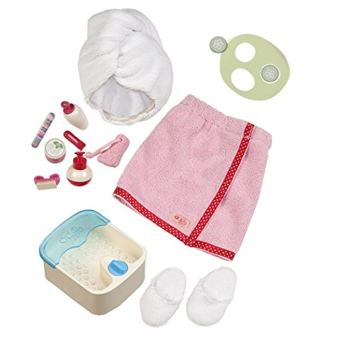 Our Generation Doll Sp-aaaah Day Set - Spa Accessory Kit
