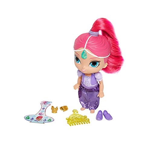 Mattel - DLH56 Shimmer and Shine Muñeca Shimmer con...