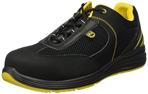 Giasco UP121E45 Acquarius Chaussures de sécurité bas S1P Taille 45 Noir/Jaune