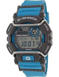 Casio GD-400-2CR - Reloj para hombres, correa de resina color azul