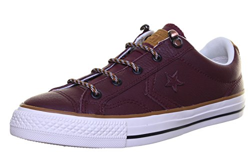 Converse Sneaker Star Player. Bordeaux