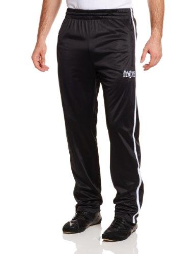 BENLEE Rocky Marciano, Tuta da allenamento Unisex adulto Club Sport Nero (schwarz)