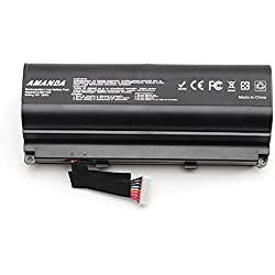 K KYUER 5800mAh A42N1403 Batterie pour ASUS ROG G751 G751J G751JL G751JM G751JT G751JY GFX71J GFX71JM GFX71JT GFX71JY G751J-BHI G751JT-CH71 G751J-BHI7T25 GFX71JY4710 GFX71JY4720 GFX71JY4860 A42LM93