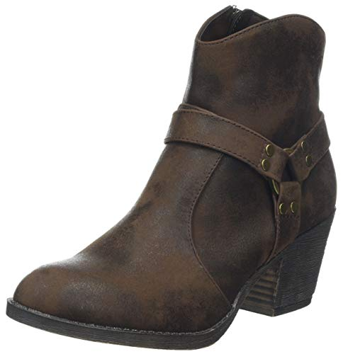 Rocket Dog Damen Stellan Stiefeletten, Braun Brown Graham, 41 EU