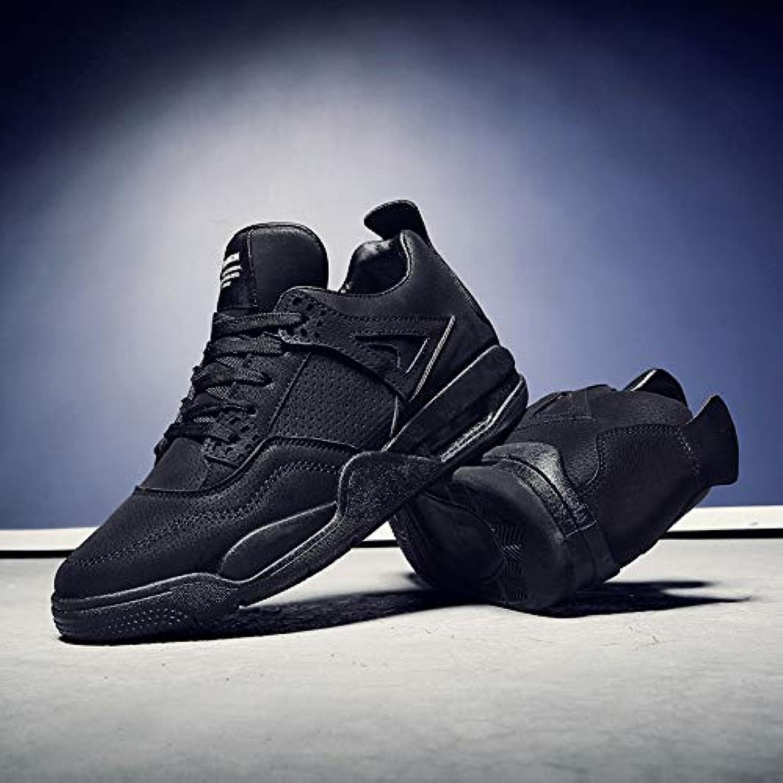 NANXIEHO Retro PU Hommes Mode Tendance Hiver Sport Sport Hiver Loisirs Run Résistant À l'usure Hommes Chaussures ba0ccb