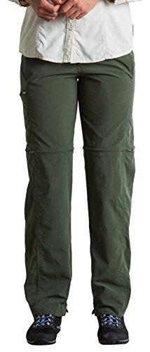 ExOfficio Women's BugsAway Sol Cool Ampario Convertible Hiking Pants Cool Convertible Pant