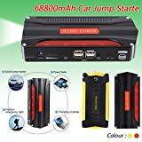 Best Battery Booster Packs - Tradico® Brand New Sale! 68800Mah Car Jump Starter Review