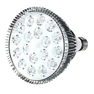 54W Plein Spectre Aquarium LED E27 PAR38 Lumière De Croissance des Plantes Lumière pour Réservoir D'algues De Réservoir Corail Récif pour Aquarium