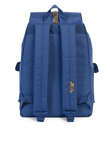 Herschel Supply Company Dawson Casual Tagesrucksack twilight blue-tortoise shell rubber
