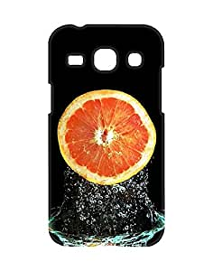 Crackndeal Back Cover for Samsung Galaxy Core Plus