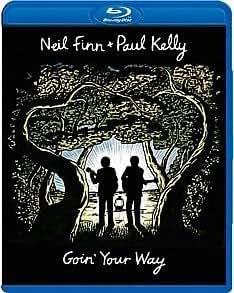 Neil Finn & Paul Kelly - Goin' Your Way (Live) - Blu-Ray