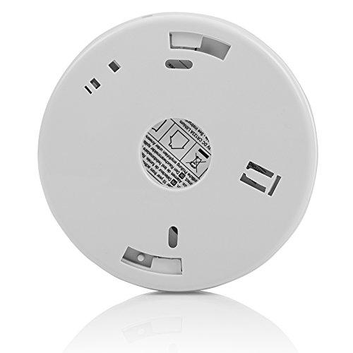 Smartwares 10-Jahres-VDS-Rauchmelder mit Lithium Batterie, weiß, RM218 - 4