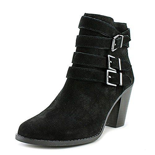 0f8f2fd6d6d INC International Concepts Laini Women US 10.5 Black Ankle Boot