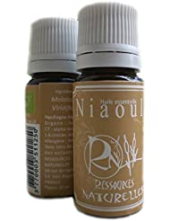 Ressources Naturelles - Huile Essentielle Niaouli Bio 10 Ml