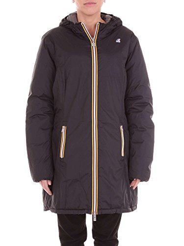 8089e99eafa1 Piumino Kway Modello Denise Thermo Plus K003X10 K-Way 933 White S