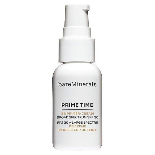 bareMinerals Prime Time BB Primer-Cream Daily Defense Lotion SPF30 30ml Tan