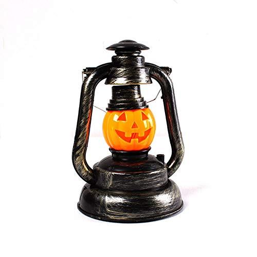 Halloween Kürbis Licht,Mit Ton 3D LED String Laternen Lights, Lichterkette For Weihnachts Dekorationen Indoor&Outdoor Parteien,Batteriebetriebene