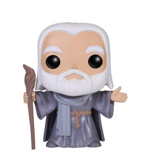 Funko Pop Gandalf sin sombrero (El Hobbit 2 – 45) Funko Pop El Señor de los Anillos & El Hobbit