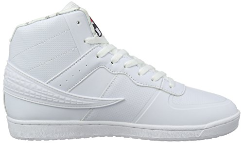 Fila Falcon 2 Mid Wmn, Sneakers basses femme Weiß (Bright White)