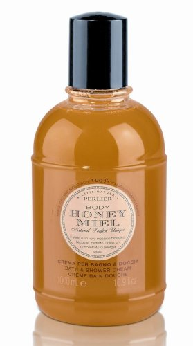 White Almond Bath (Perlier White Almond Bath & Shower Cream 1000 ml)