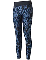 Casall Overalls & Bodies Printed 7/8 Tights Space Blue 38