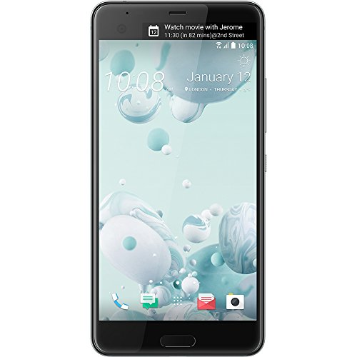 "HTC U Ultra 14,5 cm (5.7"") 4 GB 64 GB 4G Blanco 3000 mAh - Smartphone (14,5 cm (5.7""), 4 GB, 64 GB, 12 MP, Android 7.0, Blanco)"