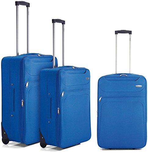 Benzi - Juegos de maletas (Azul Azafata)