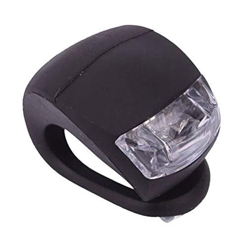 Hunpta 2/x Silicone V/élo T/ête avant Roue arri/ère Flash LED Lampe