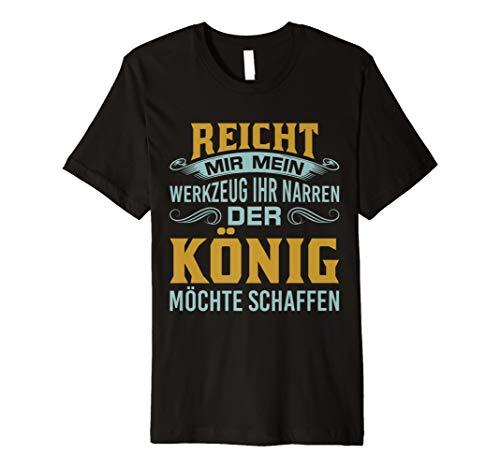 T-Shirt Handwerker Mechatroniker Elektroniker Metallbauer