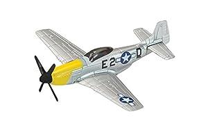 Corgi - P-51 Mustang, avión de Juguete (Hornby CS90627)