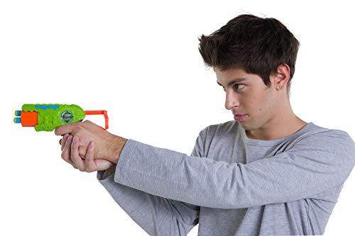 X-SHOT, BUG ATTACK- Bug Attack Giocattolo, Colore Green, Orange, Taglia Unica, 4816