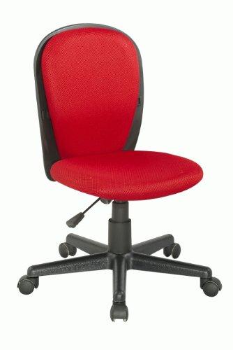 Jugend-Schreibtisch Stuhl (rot) - Jugend-schreibtisch Stuhl