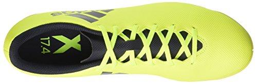 adidas Herren X 74 in Fußballschuhe Mehrfarbig (Solar Yellow/legend Ink /legend Ink )