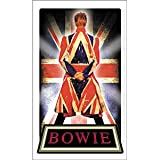 "BOWIE DAVID, Earthling, Officially Licensed Original Artwork, 3.25"" x 5.5"" Sticker DECAL..."